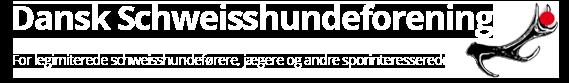 Dansk Schweisshundeforening