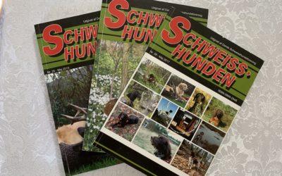 Schweisshunden bliver Digitalt udgivet.