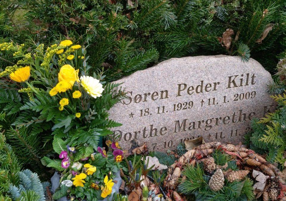 Donation fra Grethe og Peder Kilts Fond